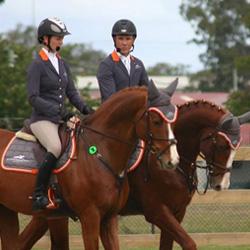 Davidson Equestrian: Dr Mattea Davidson and Mr Shane Davidson