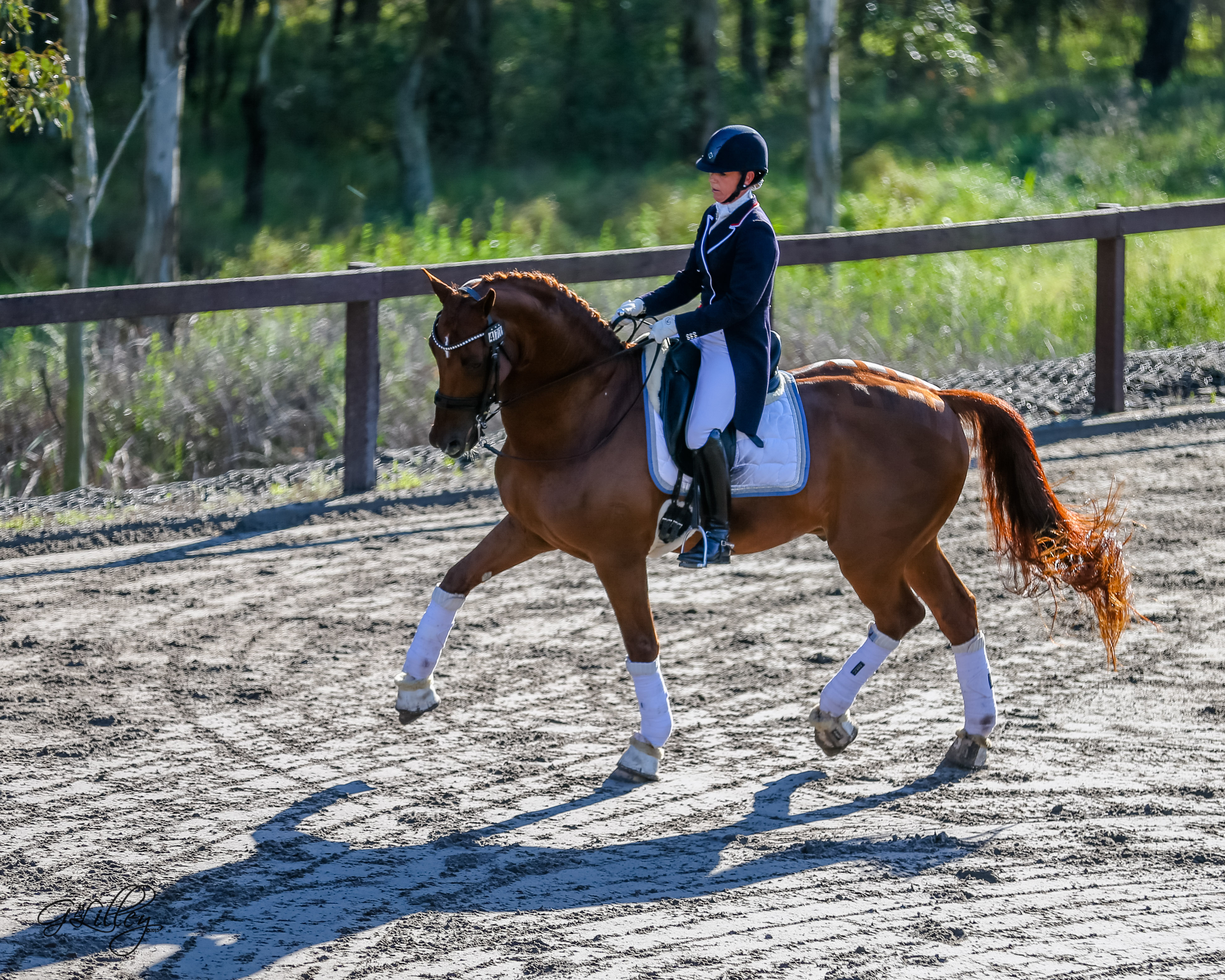 KEA Training Stables – Rochelle King-Andrews and Greg Andrews